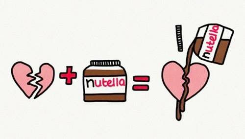 + Nutella