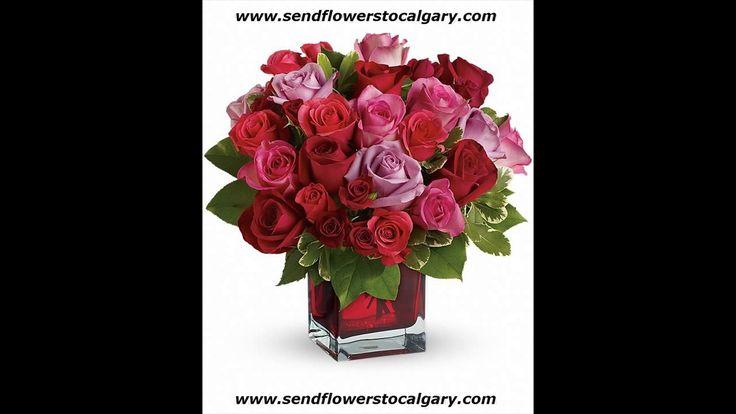 Envoyer des fleurs de Val d'Or Québec à Calgary en Alberta https://calgaryflowersdelivery.com | http://sendflowerstocalgary.com #EnvoyerDesFleursÀCalgary #SendFlowersToCalgary #FlowersInCalgary #calgary_flowers