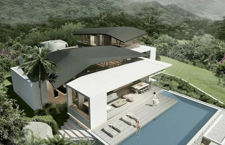 Modern home design sey balabanova mare anglaise for Architecture anglaise