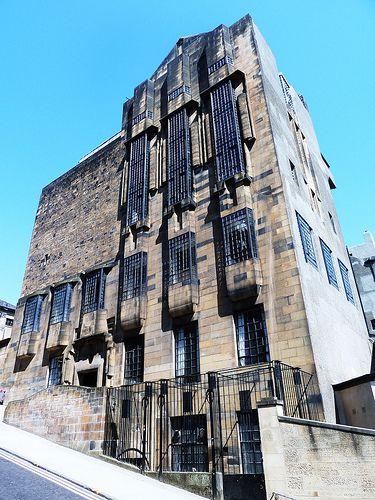 Glasgow School of Art, Glasgow, Scotland