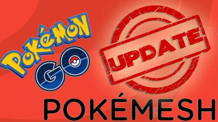 Pokemon GO [ITA] #23: PokéMesh - Mappa Pokèmon , pokestop e palestre in ...