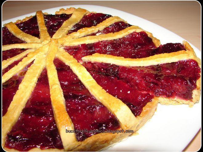Rețetă Tarta cu prune