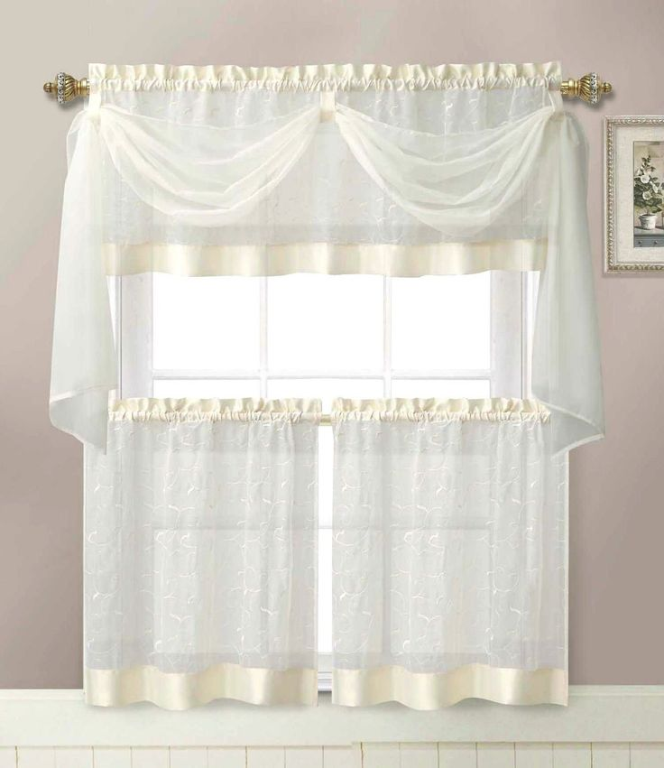 Sheer Kitchen Curtains Amazon Com: From Amazon Images On Pinterest