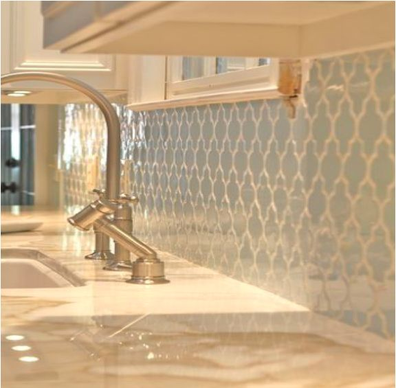 current kitchen obsession: Moroccan tile!