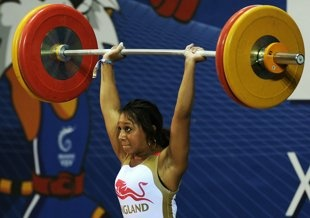 England's Zoe Smith's popularity increased after a BBC documentary. (Getty Images)