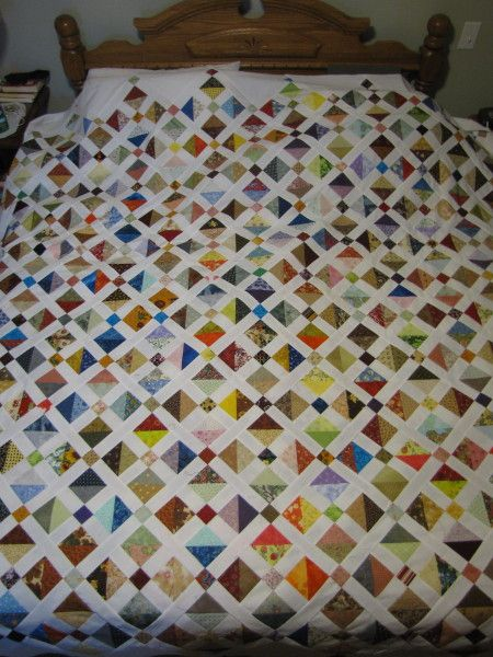 Half Square Triangle Exchange Quilts And Quilt Blocks