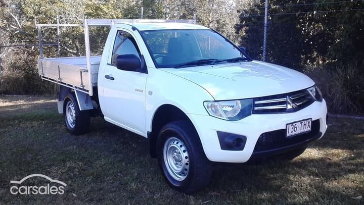 2013 Mitsubishi Triton GLX MN Manual MY13-$9,990*