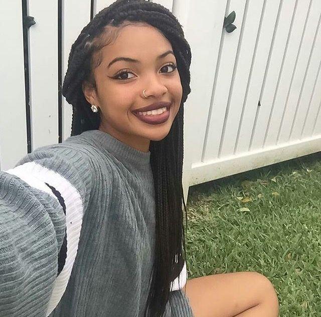 Best 20 Black Girl Braids ideas on Pinterest  Black girl braided