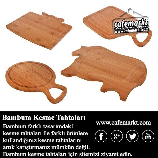 Bambum kesme tahtaları ile farklı ürünlere farklı formdaki tahtaları kullanın. Karıştırmak tarih olsun. Bambum kesme tahtaları için sitemizi ziyaret edin. http://www.cafemarkt.com/ahsap-kesme-tahtalari #Cafemarkt #Bambum #KesmeTahtası #DoğramaTahtası #Bambu #Bambukesmetahtası