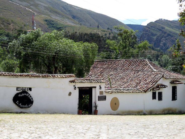 18. Villa De Leyva es un pueblo con muchos hoteles para todos los gustos