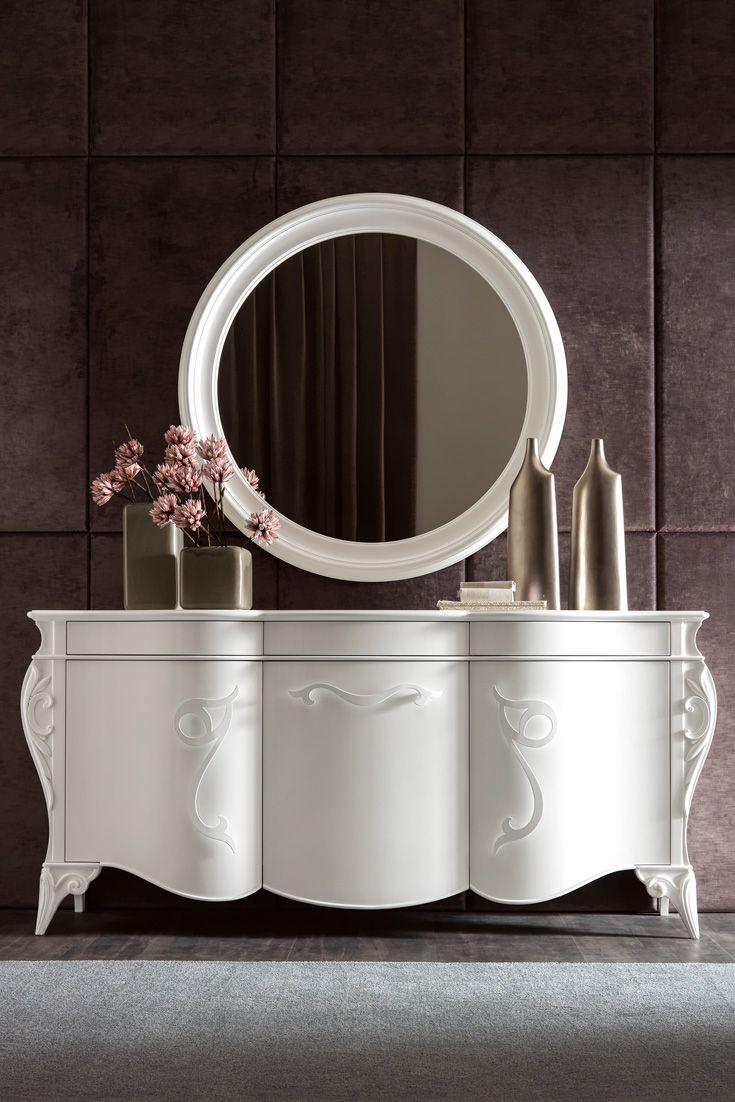 1000 Ideas About Mirror Set On Pinterest Large Round