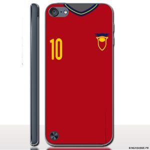 iPod Touch 6 Coque FooTBall Espagne - Coque personnalisée. #Football #Equipe #ipod #Touch6 #Coque
