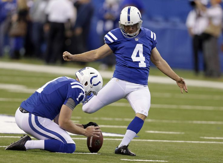 Adam Vinatieri, Indianapolis Colts