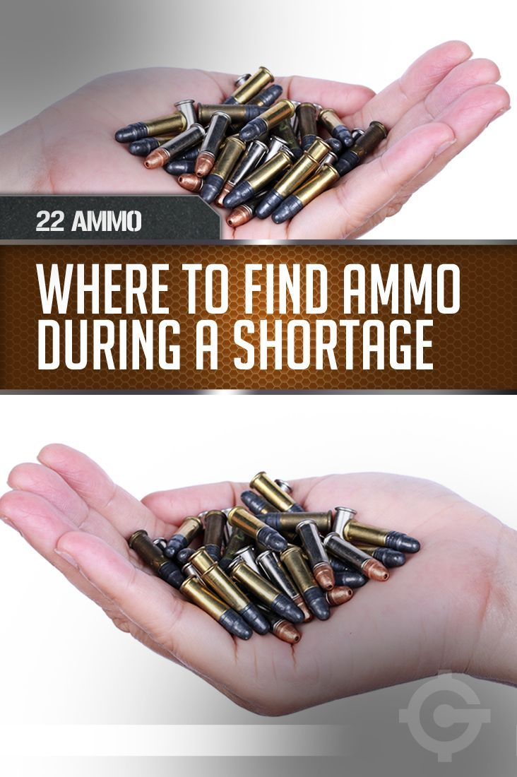 22 Ammo Shortage - Lessons from the Recent Ammunition Shortage | Great Tips From The Expert by Gun Carrier http://guncarrier.com/22-ammo-shortage-lessons-from-the-recent-ammunition-shortage/
