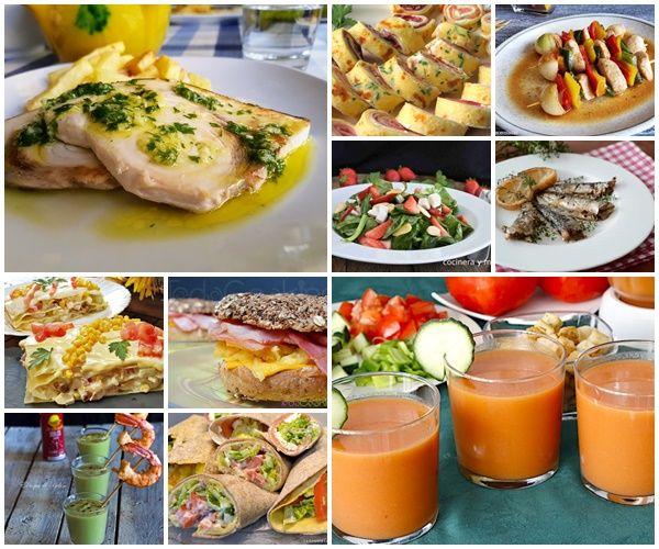 Deliciosas Fáciles Y Rápidas Recetas Para El Verano Una
