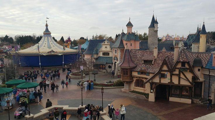 Parco Disneyland Parigi
