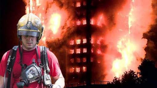 """Minstens twaalf doden bij brand in torenflat Londen: """"Aantal zal nog oplopen"""" - HLN.be"""