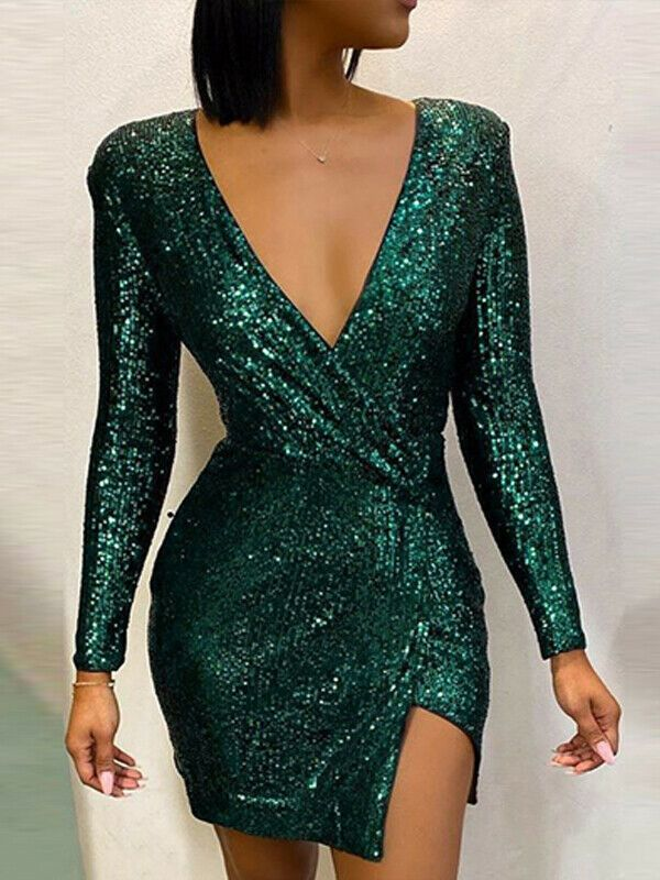 Vestiti Eleganti Verdi.Pin On Vestiti Eleganti Donne