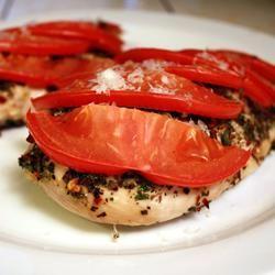 Chicken with Garlic, Basil, and Parsley | Recipes | Pinterest | Basil ...