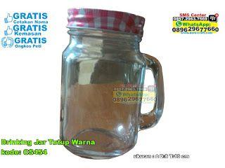 Drinking Jar Tutup Warna WA 0857-4384-2114 & 0819-0403-4240 BBM 5B47CC61 #drinkingjar #drinkingjarmurah #drinkingjarunik #drinkingjargrosir #grosirdrinkingjarmurah #souvenirdrinkingjar #souvenirpernikahandrinkingjar #jualdrinkingjar #jualsouvenirdrinkingjar #souvenirbahanbeling #jualdrinkingjarmurah  #DrinkingJar #PabrikJar #souvenirPernikahan