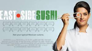 """Moje Małe Czarowanie: """"Sushi z East Side"""" - zaproszenie na film"""