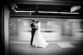 Wedding mariage Lyon subway  https://www.facebook.com/romain.urbanwedding