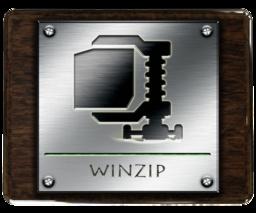 ... WinZip, a heavy metal app!