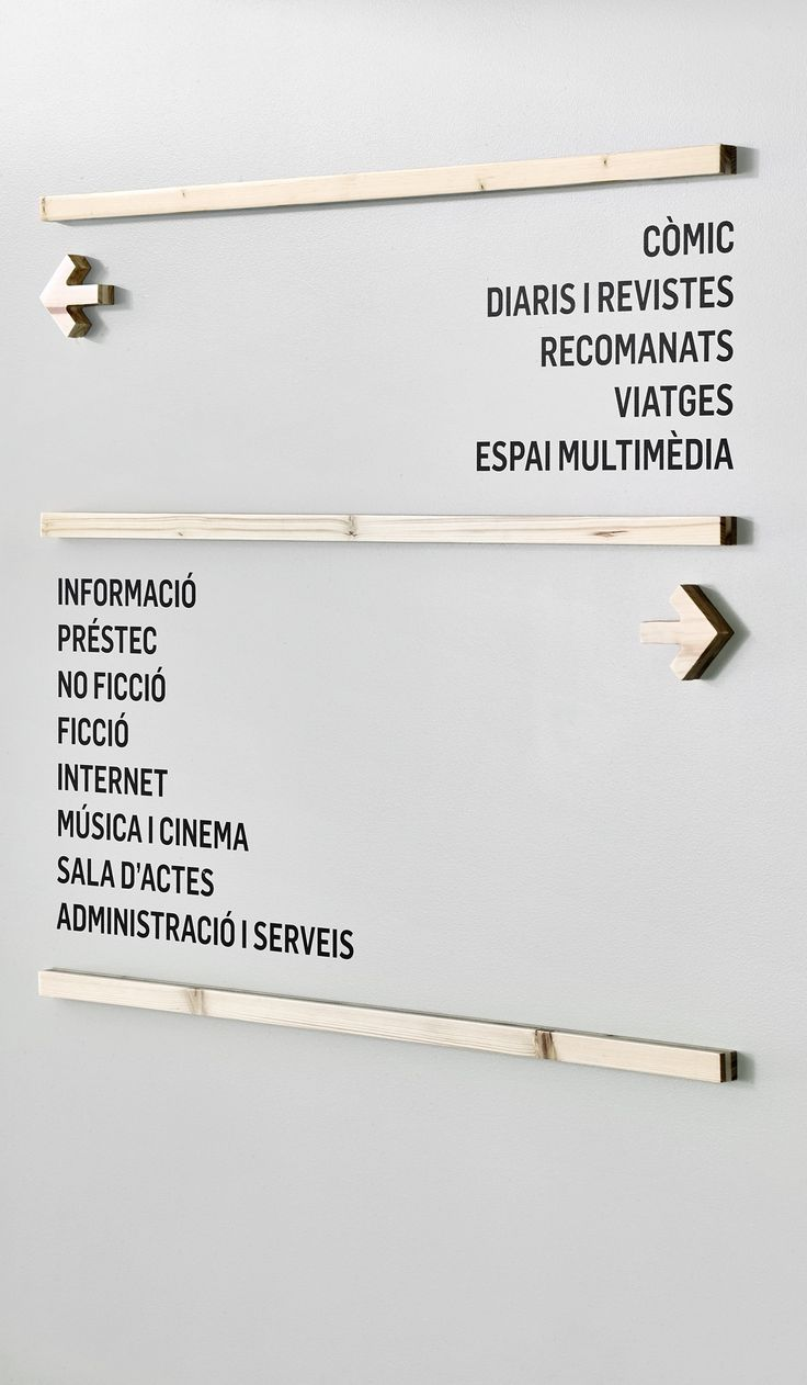 Como_BIBILIOTECA-MONTBAU-7-img827-1.jpg #signage #signagedesign #environmentalgraphics
