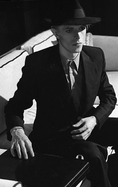 David Bowie The Thin White Duke