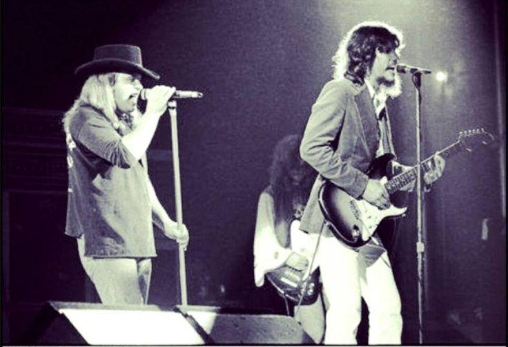 Ronnie Van Zant & Steve Gaines #lynyrdskynyrd #southernrock | Skynyrd.com