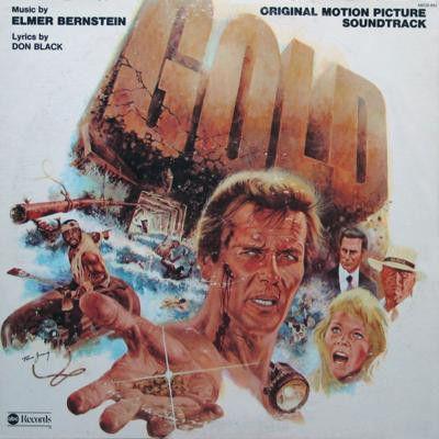 Elmer Bernstein - Gold (Original Motion Picture Soundtrack): buy LP at Discogs