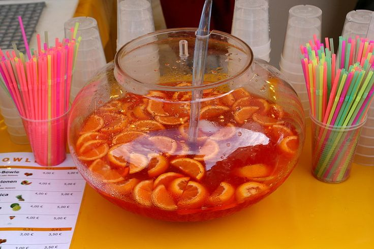 Jak připravit ovocné bowle | recept