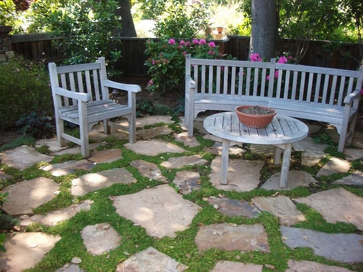 Shaded Backyard Ideas shady backyard Shady Courtyard Inspired Backyards Love The Miss Between The Rocks