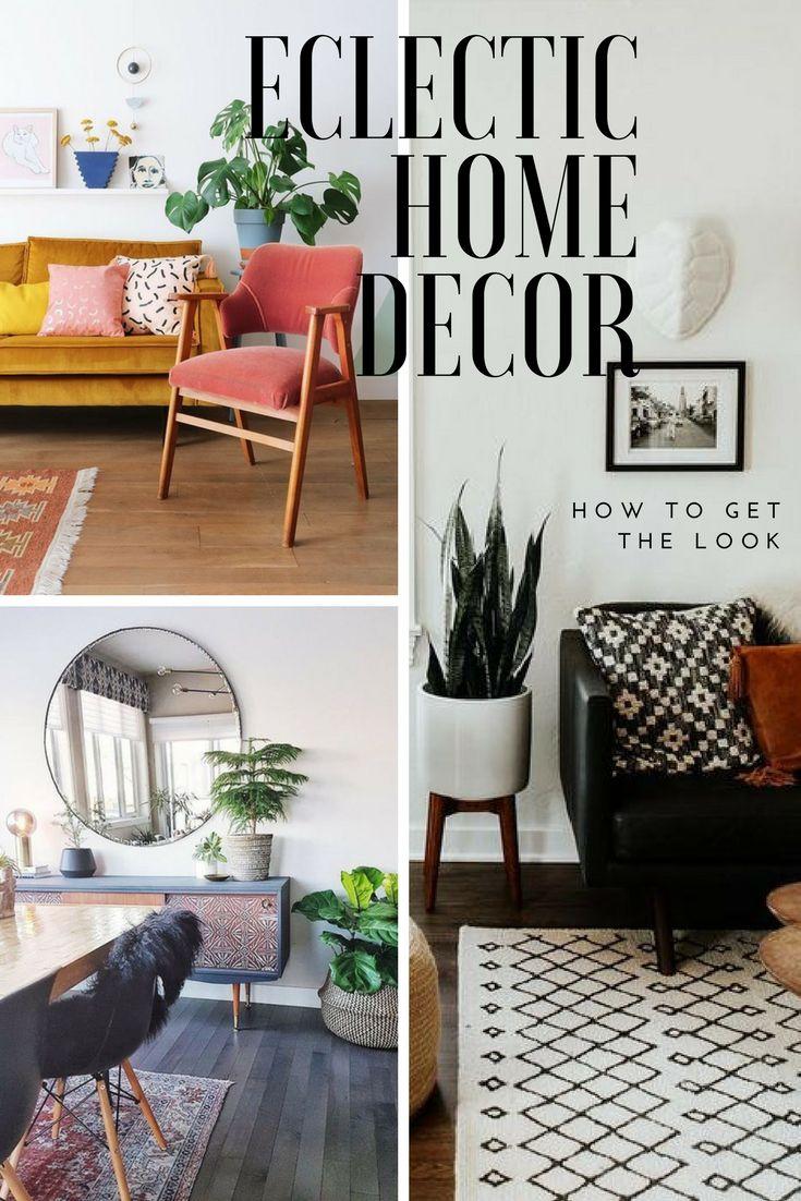 Eclectic Home Decor 68 best Home Decor