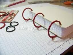 Image result for ring binding