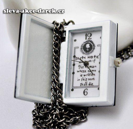Sleva-akce-darek.cz • Hodinky Death Note