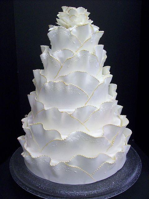 Wedding cakes ~| Flickr - Photo Sharing!