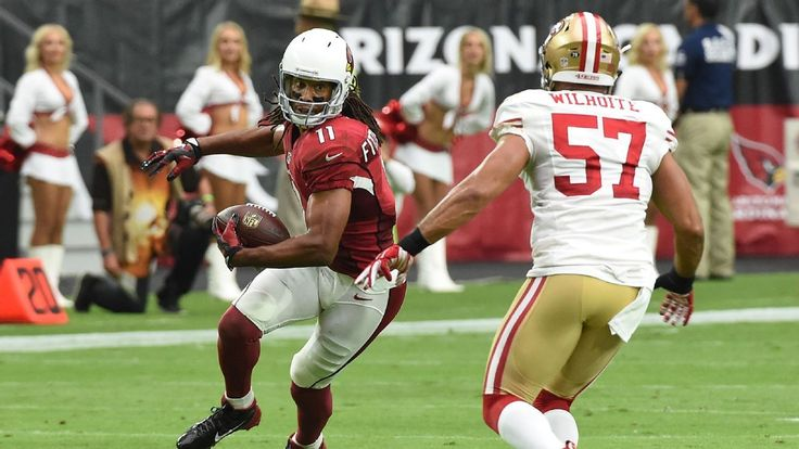 Larry Fitzgerald is best receiver against 49ers in NFL history