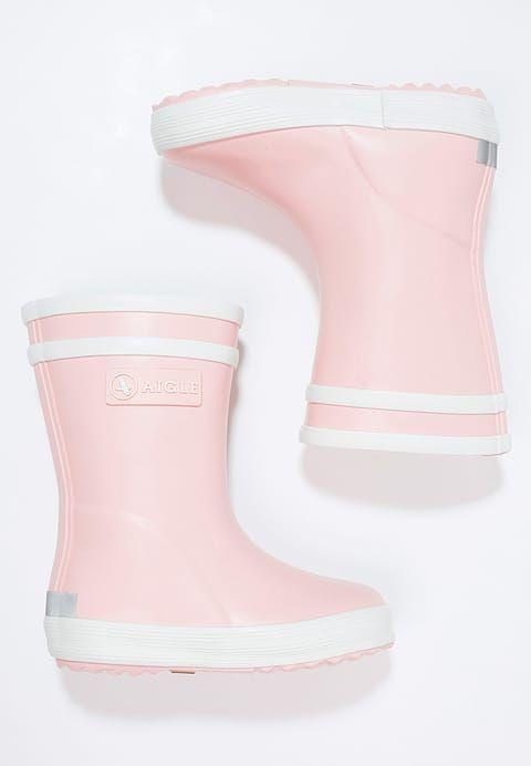 Chaussures Aigle FLAC - Bottes en caoutchouc - guimauve rose: 25,00 € chez Zalando (au 30/01/17). Livraison et retours gratuits et service client gratuit au 0800 915 207.