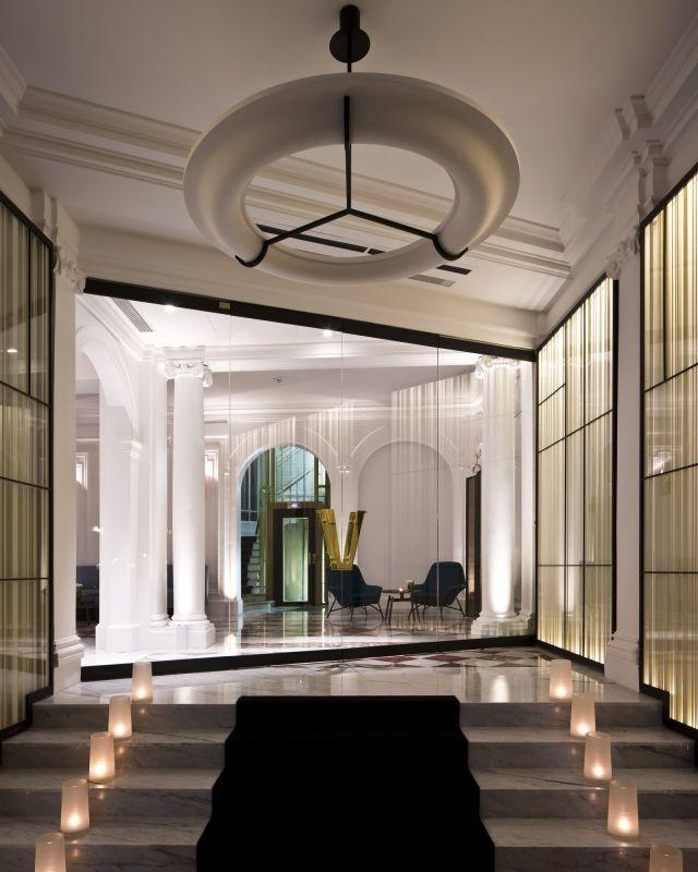 Hotel Vernet : Luxury 5 stars hotel in Paris, Champs Elysees