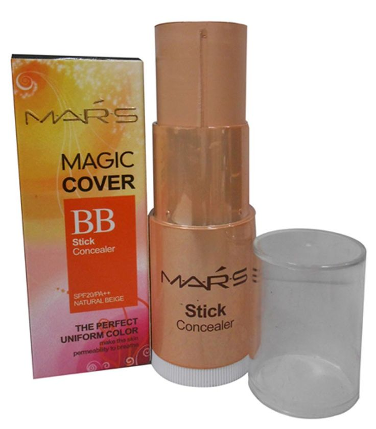 Mars+Stick+Concealer+Begie+-Mrs-58019-StkCnslr-4+Price+₹375.00