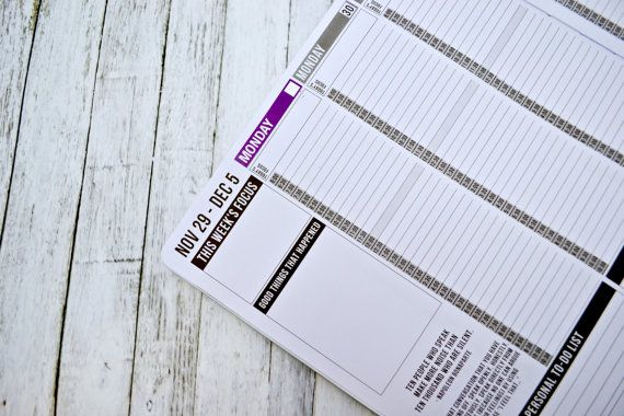38 best passion planner stickers images on pinterest passion not everyone fits into the generic sunday start planners sometimes you need to have some fandeluxe Choice Image