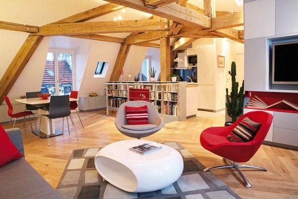 BoConcept Veneto chairs in Paris apartment