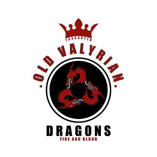 Targaryen Badge