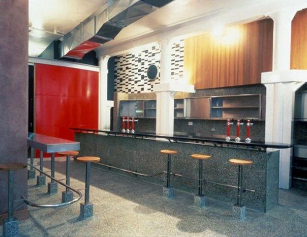 Bar 10 Glasgow by Ben Kelly