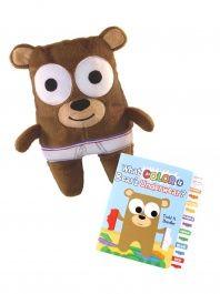 Gund  -  Bear in Underwear Set