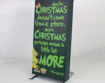 How the Grinch Stole Christmas Party Printables by chicaandjo
