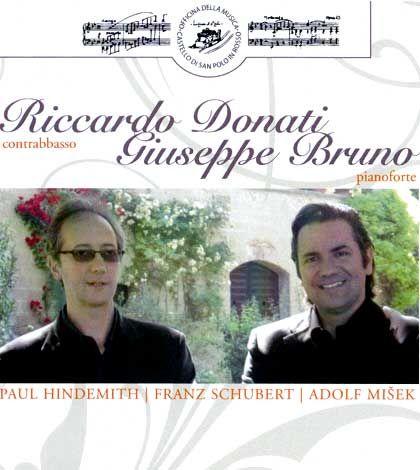 Virtuosismi cameristici tra '800 e '900 con il Duo Riccardo Donati e Giuseppe Bruno #recensione #cd