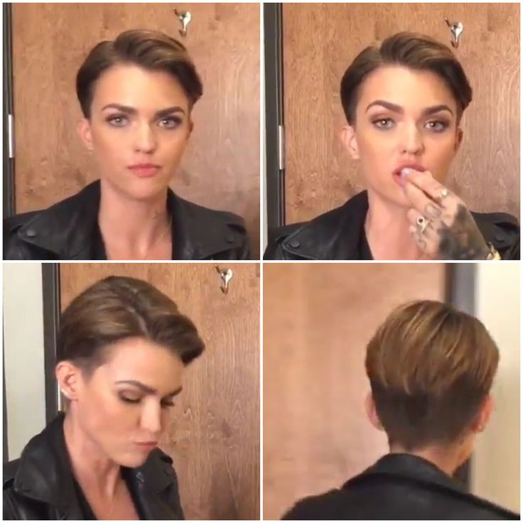 Ruby Rose hair                                                       …