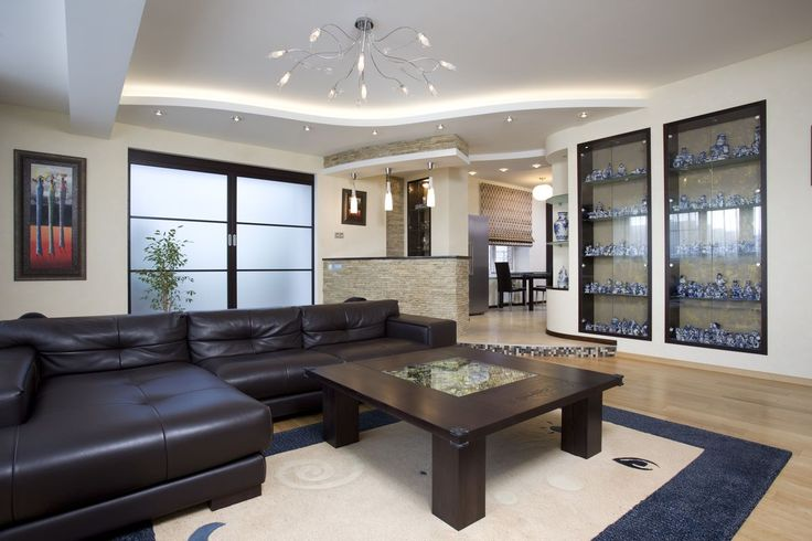 Современная гостиная - гармония стиля и комфорта. #интерьер #дизайн #проект #планировка #гостиная #дизайнгостиной #проетирование #дизайнпроект